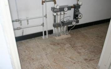 vloerverwarming bedrijf.nl - Vloerverwarming, Vloerverwarming na oplevering